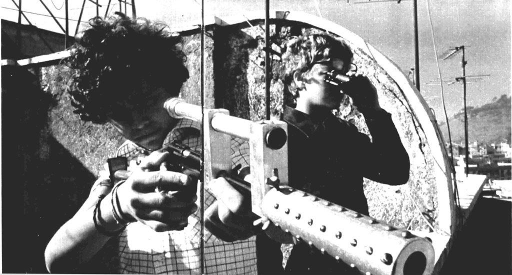 Una Pistola nel Cassetto